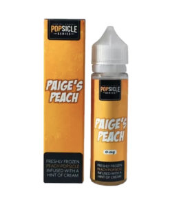 Paige's Peach by One Hit Wonder Popsicle Series