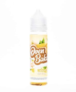 Oven Baked - Lemon Bar 50ml Short Fill