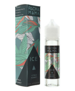 Pacha Mama - Citrus Monkey 50ml 0mg Short Fill