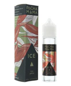 Pacha Mama - Fuji Apple Ice 50ml 0mg Short Fill