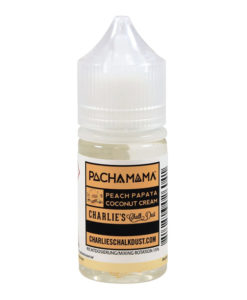 Pacha Mama - Peach, Papaya & Coconut Cream 30ml Concentrate