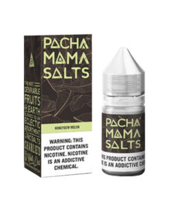 Pacha Mama Salts - Honeydew Melon 10mg & 20mg Nic Salt