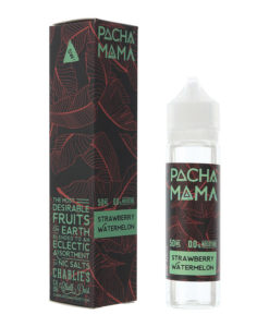Pacha Mama - Strawberry Watermelon 0mg Eliquid Short Fill