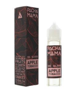 Pacha Mama - Apple Tobacco 50ml Short Fill Eliquid