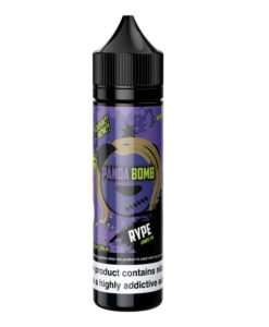 Panda Bomb - Rype Eliquid 50ml Short Fill
