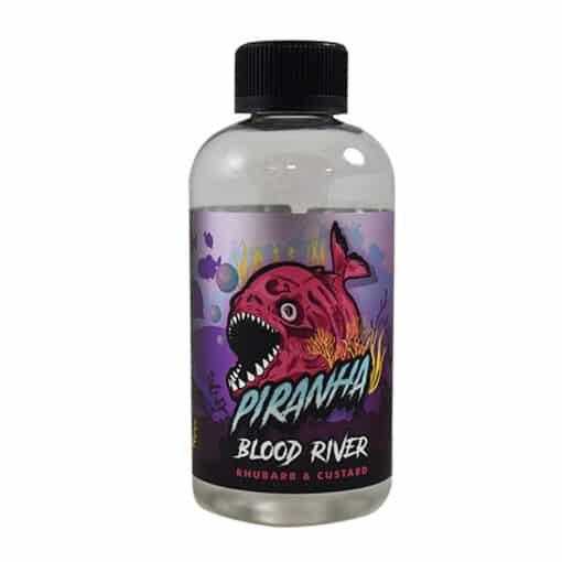 Piranha - Blood River 200ml Short Fill