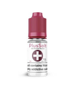 Plus Solt - Nicotine Salt Booster Shot 18mg