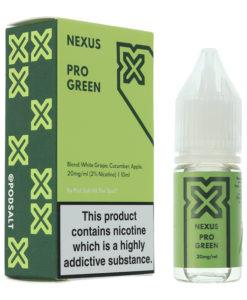 Pro Green Nexus by Pod Salt