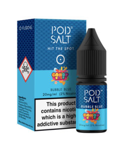 Bubble Blue by Pod Salt Fusions