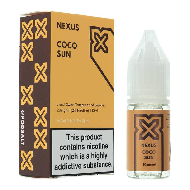 Coco Sun Nexus by Pod Salt