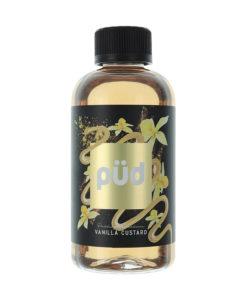 PUD Vanilla Custard By Joes Juice