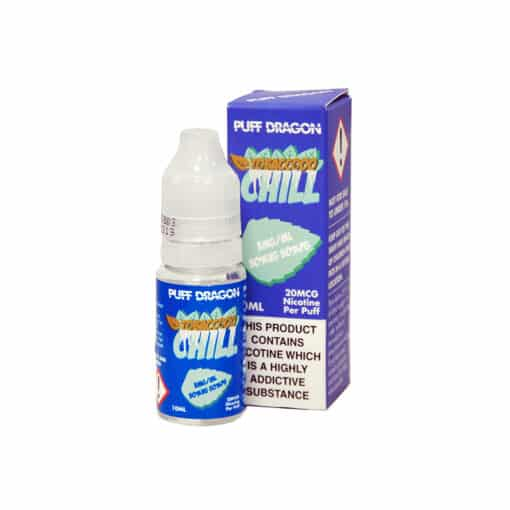 Puff Dragon - Chilled Tobacco 10ml