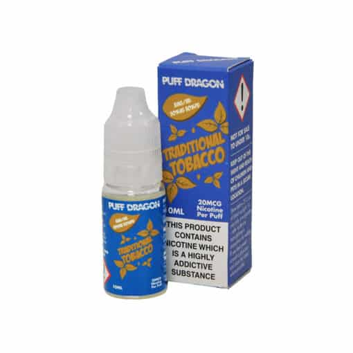Puff Dragon - Traditional Tobacco 10ml