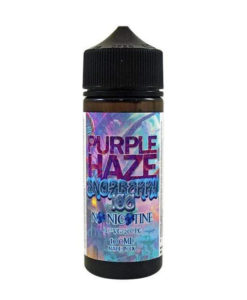 Purple Haze Snozberry Ice 100ml Short Fill Eliquid