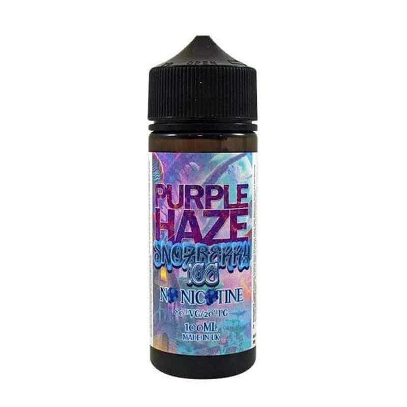 Purple Haze Snozberry Ice 100ml Short Fill Eliquid