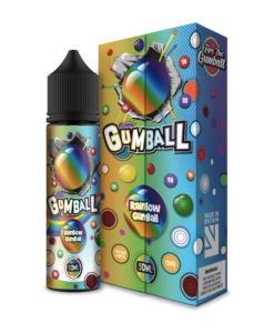 Gumball - Rainbow Gumball Candy 50ml Eliquid