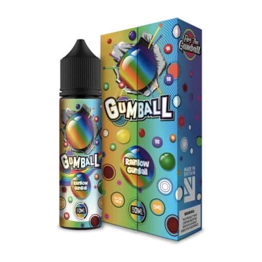 Gumball - Rainbow Gumball Candy 50ml Eliquid