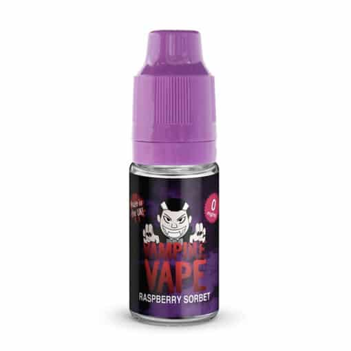 Vampire Vape - Raspberry Sorbet 10ml