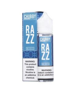 Chubby Bubble - RAZZ 50ml Short Fill Eliquid