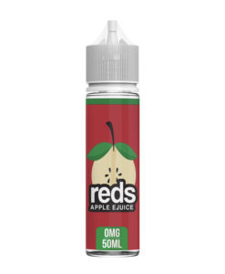 Reds - Apple Ejuice 50ml 0mg Eliquid