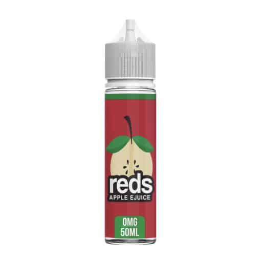 Reds - Apple Ejuice 50ml 0mg Eliquid