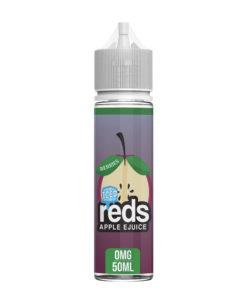 Reds - Berries Iced Ejuice 50ml 0mg Eliquid