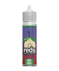 Reds - Grape Ejuice 50ml 0mg Eliquid