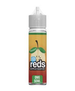 Reds - Mango Iced Ejuice 50ml 0mg Eliquid