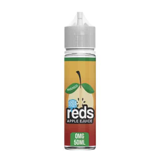Reds - Mango Iced Ejuice 50ml 0mg Eliquid