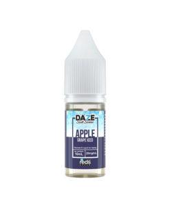 7Daze Reds Apple Grape Iced 10mg & 20mg Nic Salt