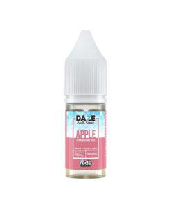 7Daze Reds Apple Strawberry Iced 10mg & 20mg Nic Salt