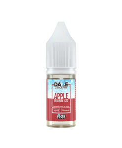 7Daze Reds Apple Iced 10mg & 20mg Nic Salt