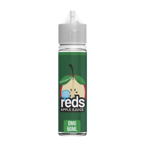 Reds - Watermelon Iced Ejuice 50ml 0mg Eliquid