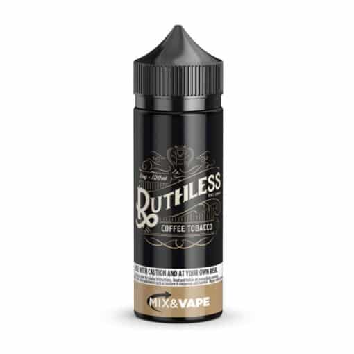 Ruthless - Coffee Tobacco 100ml Short Fill