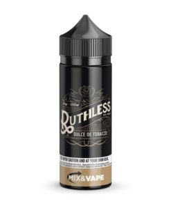 Ruthless - Dulce De Tobacco 100ml Short Fill