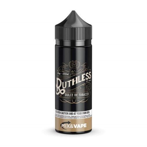 Ruthless - Dulce De Tobacco 100ml Short Fill