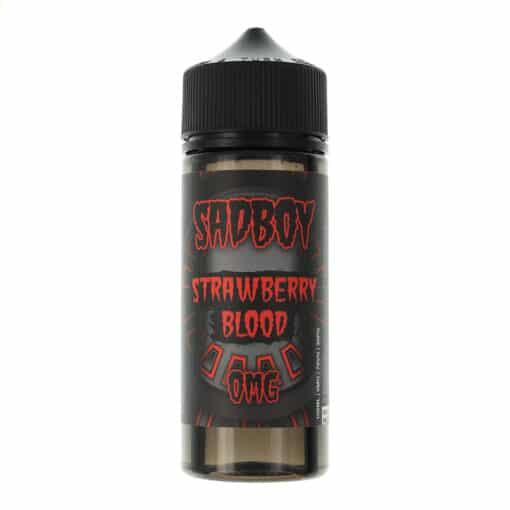 Sadboy - Strawberry Blood 100ml Eliquid Short Fill