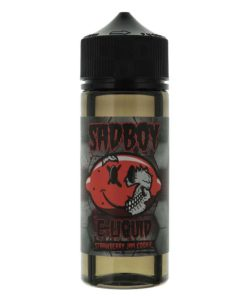 Sadboy - Strawberry Jam Cookie 100ml Short Fill