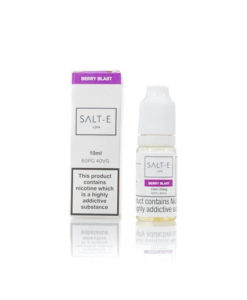 SALT-E - Berry Blast 20mg Nic Salt