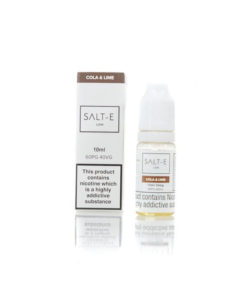 SALT-E - Cola & Lime 20mg Nic Salt