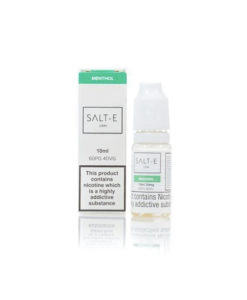 SALT-E - Menthol 20mg Nic Salt