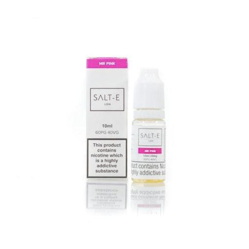 SALT-E - Mr Pink 20mg Nic Salt