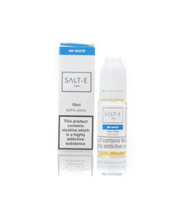 SALT-E - Mr White 20mg Nic Salt