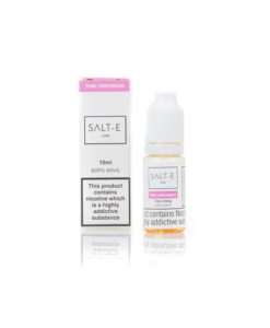 SALT-E - Pink Lemonade 20mg Nic Salt