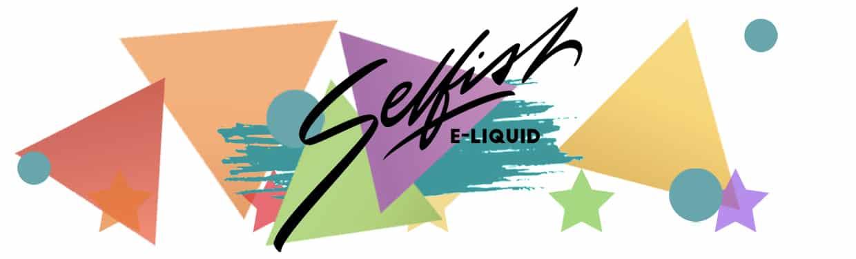 Selfish E-Liquid 50ml 0mg Short Fills