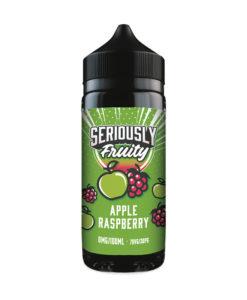 Seriously Fruity - Apple Raspberry 100ml Eliquid