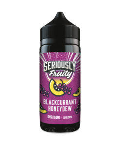 Seriously Fruity - Blackcurrant Honeydew 100ml Eliquid
