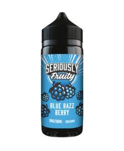 Seriously Fruity - Blue Razz Berry 100ml Eliquid