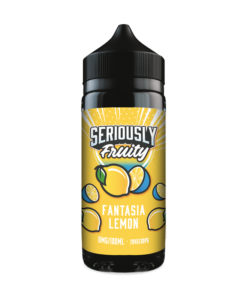Seriously Fruity - Fantasia Lemon 100ml Eliquid