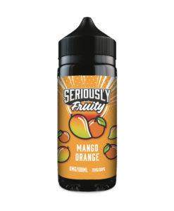 Seriously Fruity - Mango Orange 100ml Eliquid